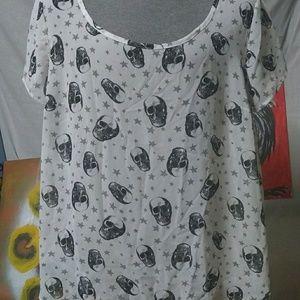 Women's 1X Torrid Shirt